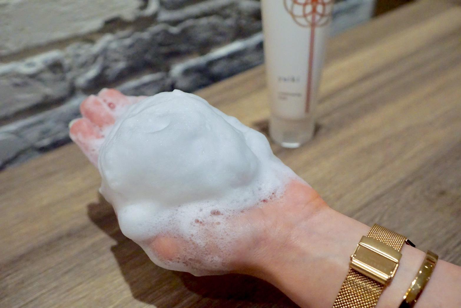 yuiki 深層調理洗面乳 綿密泡泡