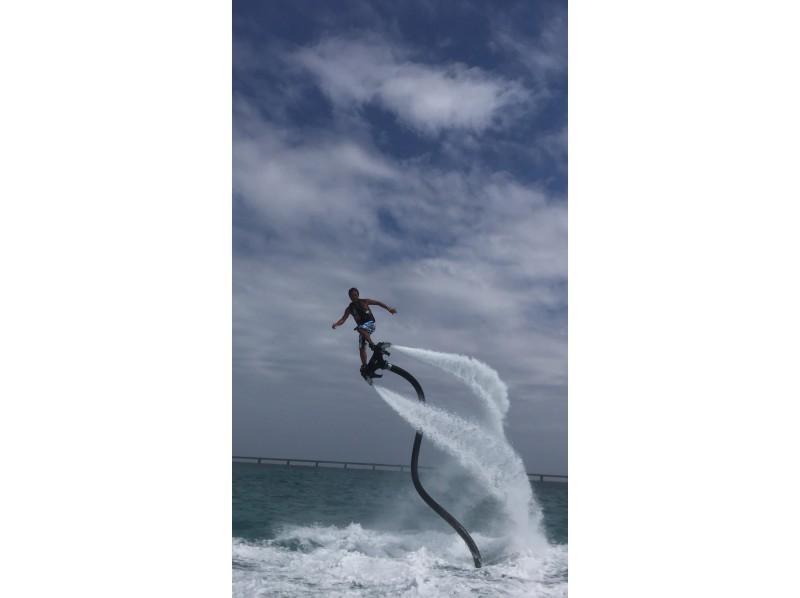沖繩戸外活動推薦,水上飛板