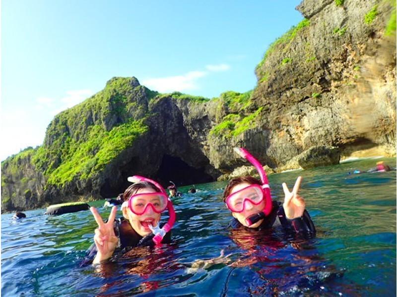 沖繩推薦戶外活動,浮潛