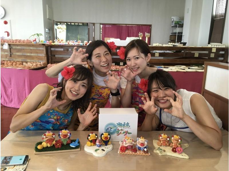 沖繩戸外活動,風獅爺DIY