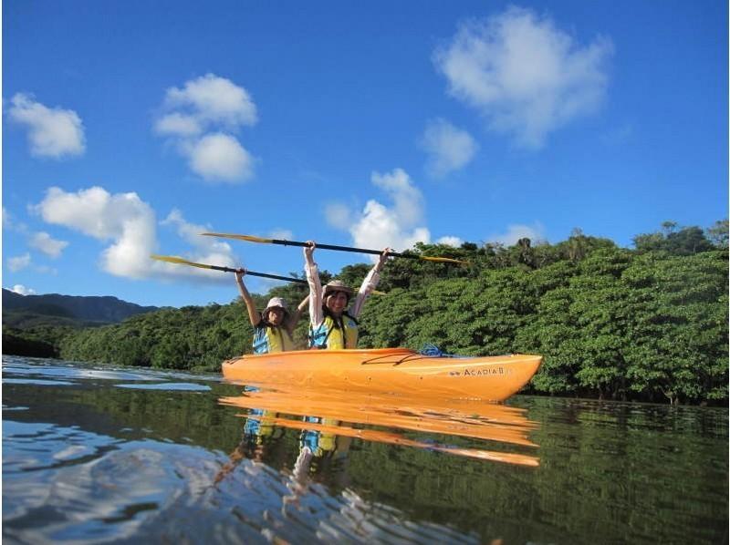 沖繩必做戸外活動,泛舟