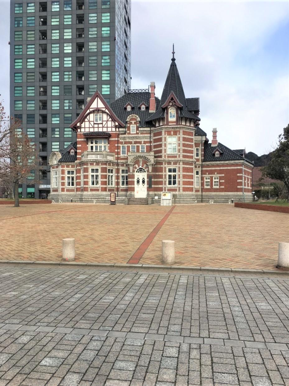 出光美術館,舊大阪商船