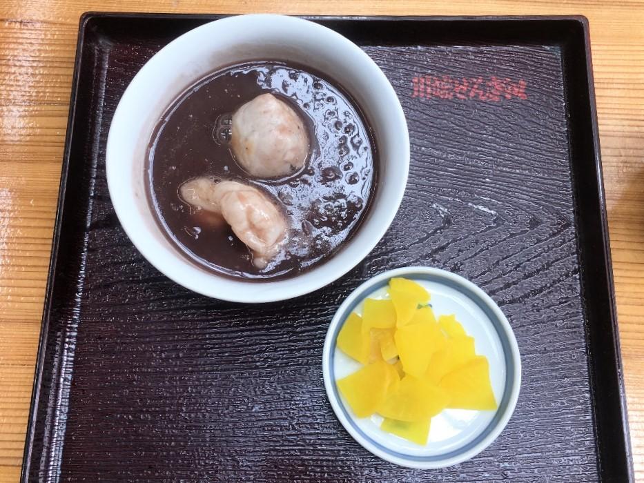 福岡美食 日式甜點 和果子 川端ぜんざい