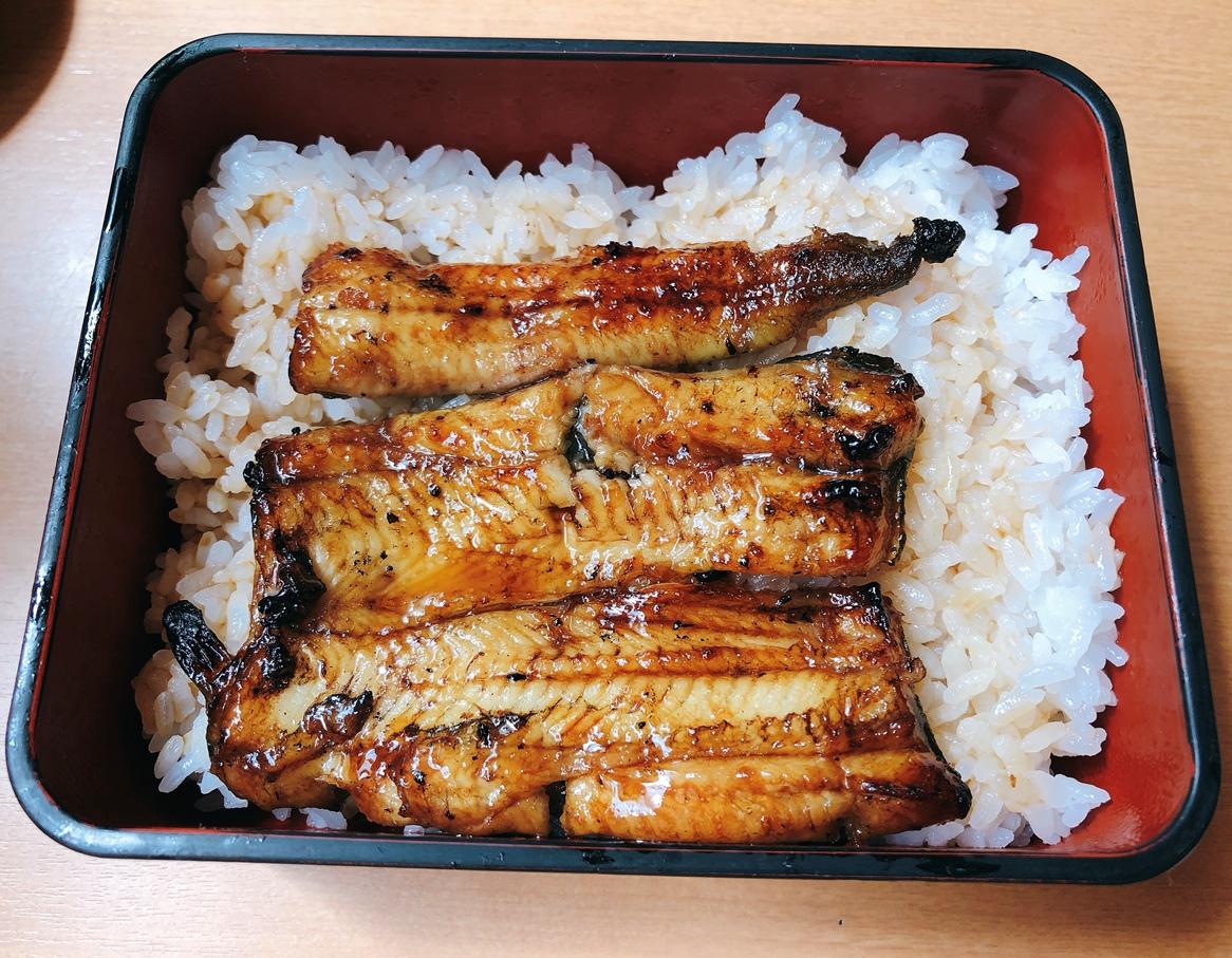 三軒茶屋 鰻魚飯