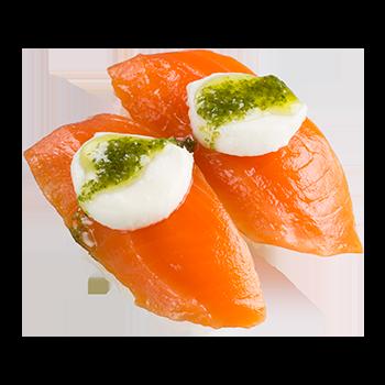 鮭魚 スシロー