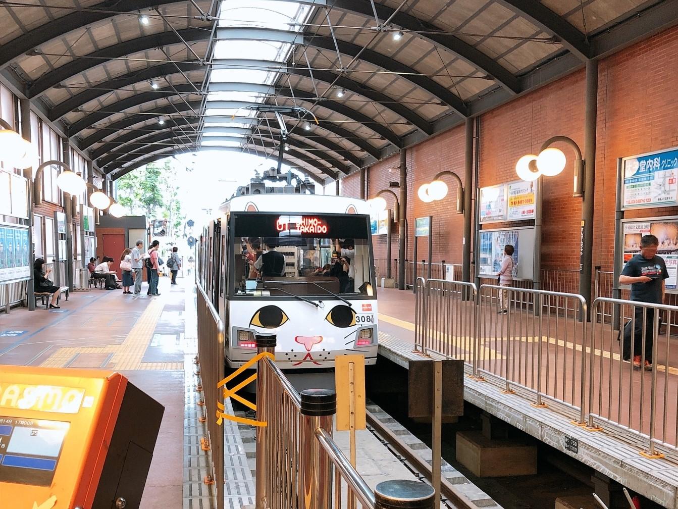 世田谷線 路面電車