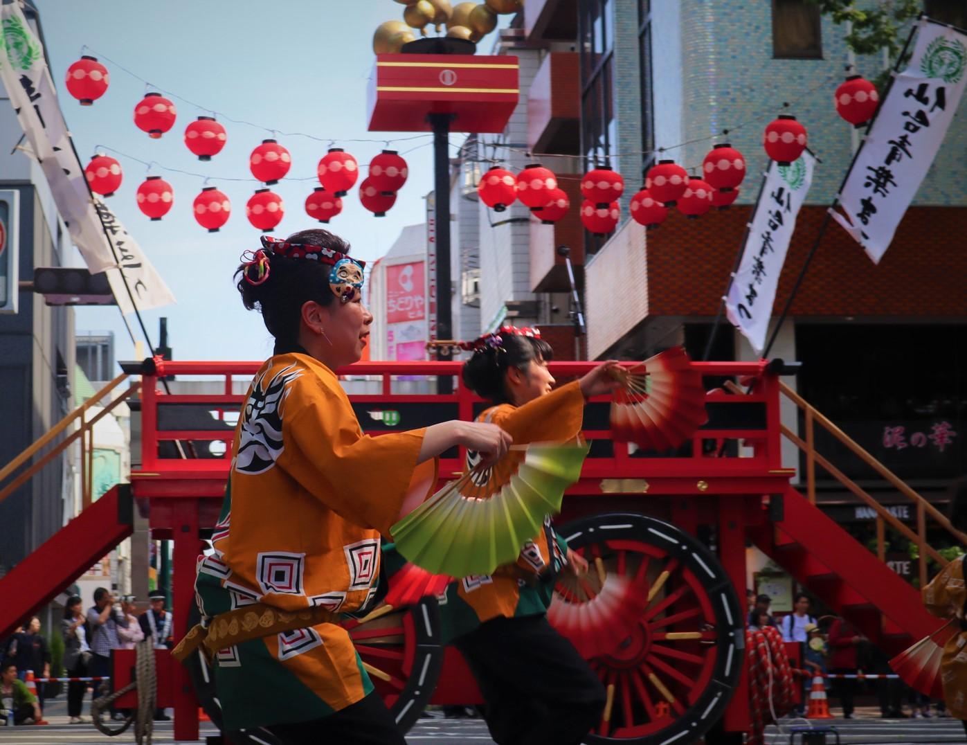 仙台青葉祭 由來