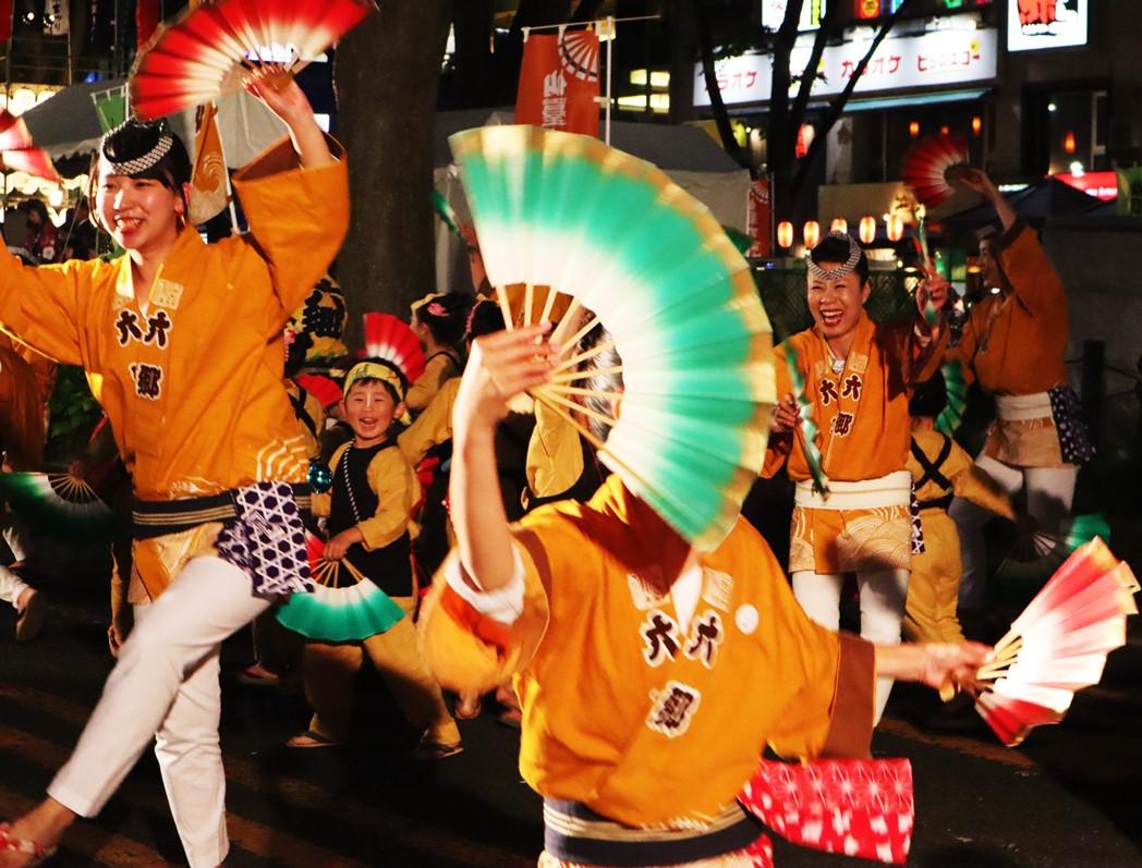 仙台青葉祭 前夜祭