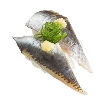 醃漬沙丁魚 壽司郎
