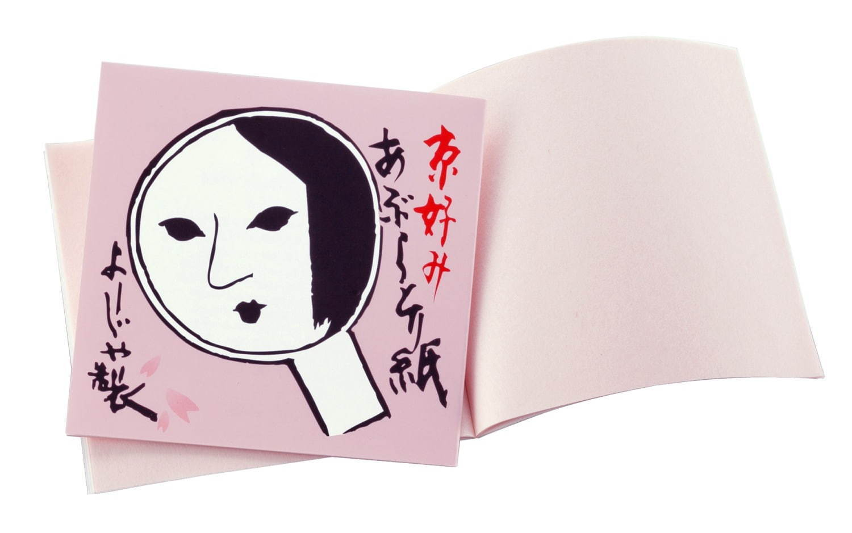 Yojiya吸油面紙