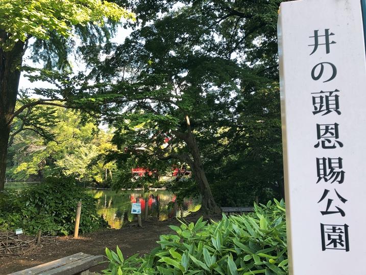 井之頭公園 吉祥寺