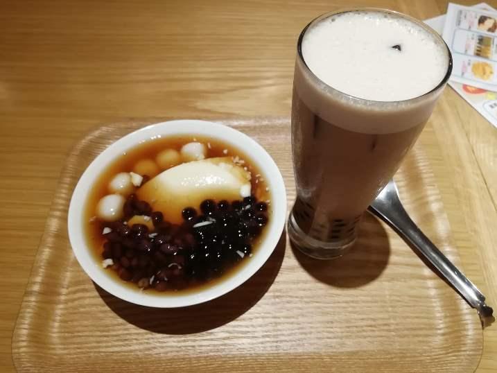 I love 豆花 套餐