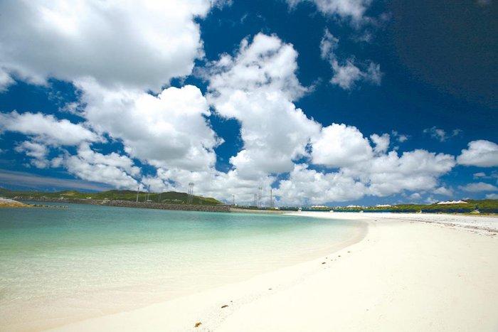 西原閃耀海灘