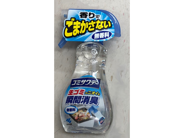 垃圾消臭劑(230ml,453日圓)