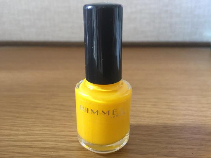 倫敦芮魅指甲油 黃