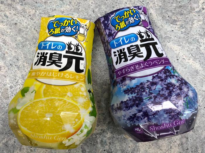 廁所除臭劑(400ml,380日圓)