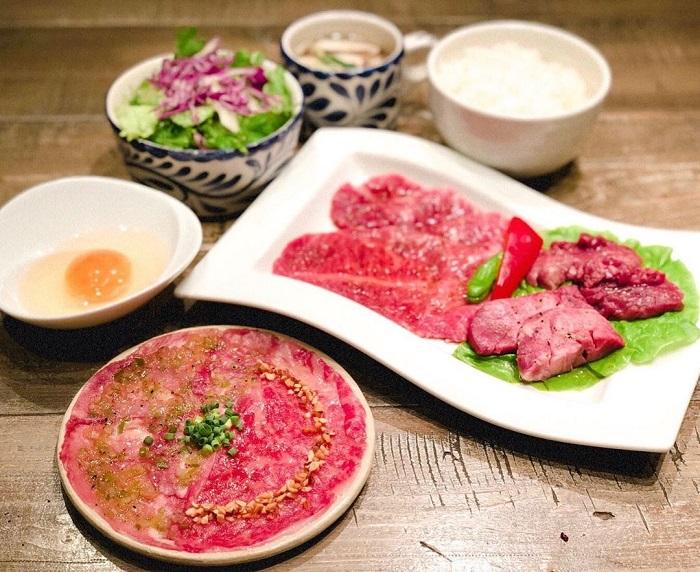 KINTAN 燒肉午餐 東京燒肉推薦
