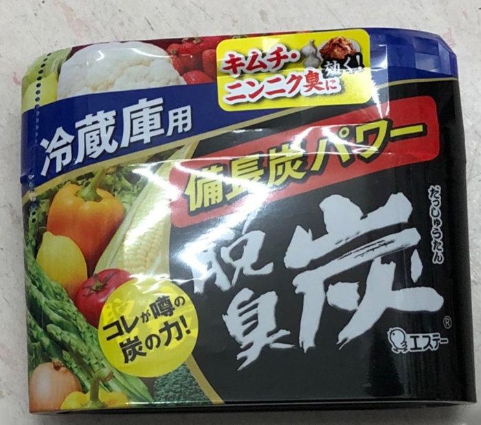エステー冰箱用脫臭炭 140g,244日圓