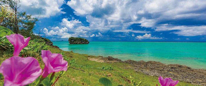 沖繩本島海灘