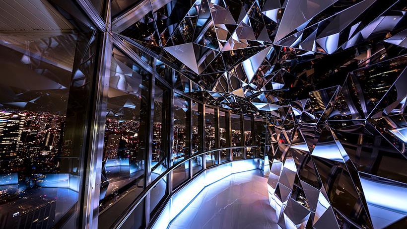 東京鐵塔展望台