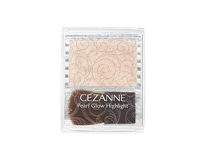 Cezanne珠光修容霜
