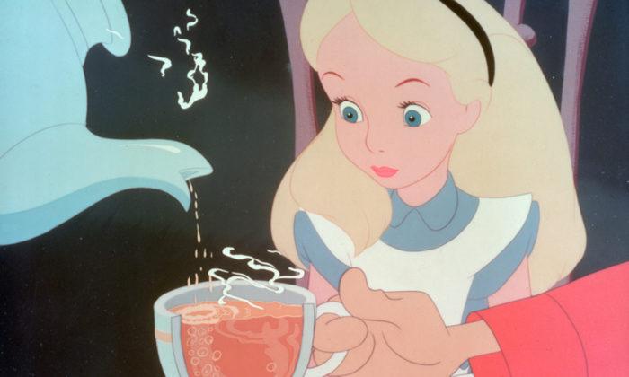 迪士尼彩妝 愛麗絲 alice