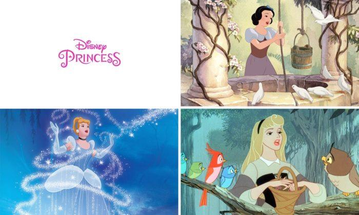 迪士尼彩妝 公主系列