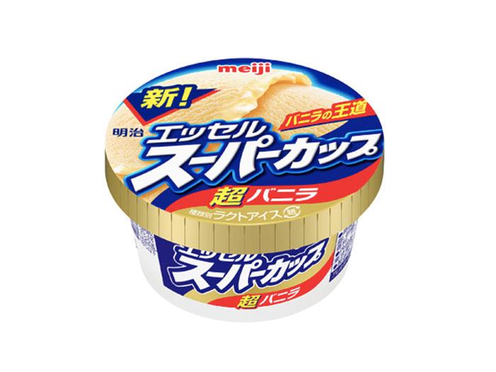 明治香草冰淇淋