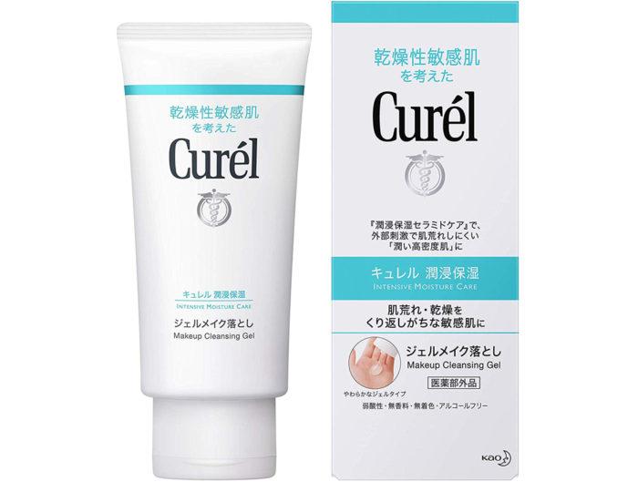 Curel潤浸保濕深層卸妝凝露