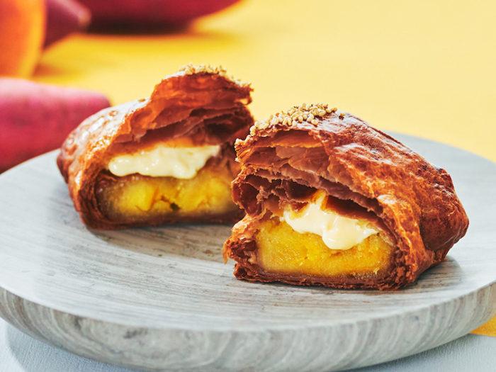 現烤吉士醬蘋果番薯派