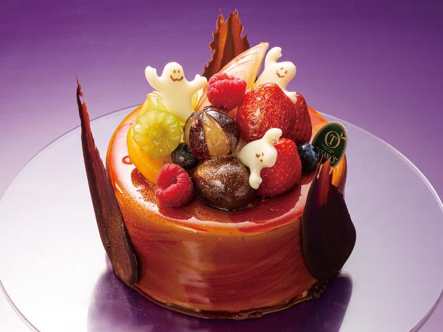 日本萬聖節 蛋糕