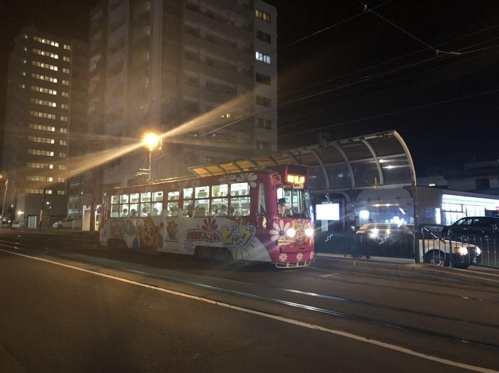 北海道自由行 路面電車