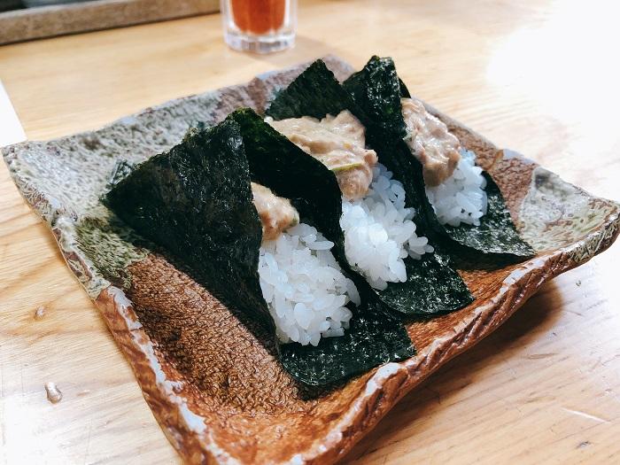 小樽拉麵 初代 飯糰