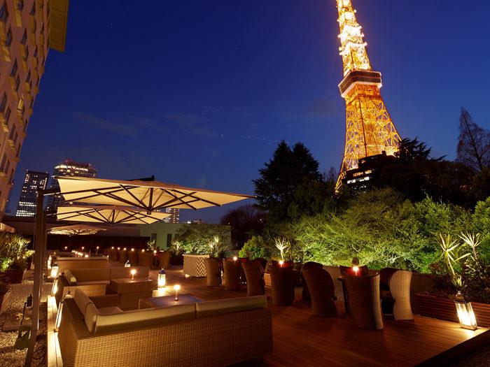 東京王子大飯店Prince hotel Tokyo