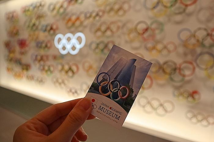 日本奧林匹克博物館 門票