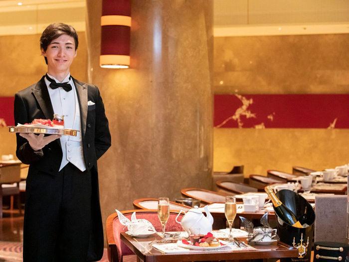 東京希爾頓酒店Hilton Tokyo 執事服務