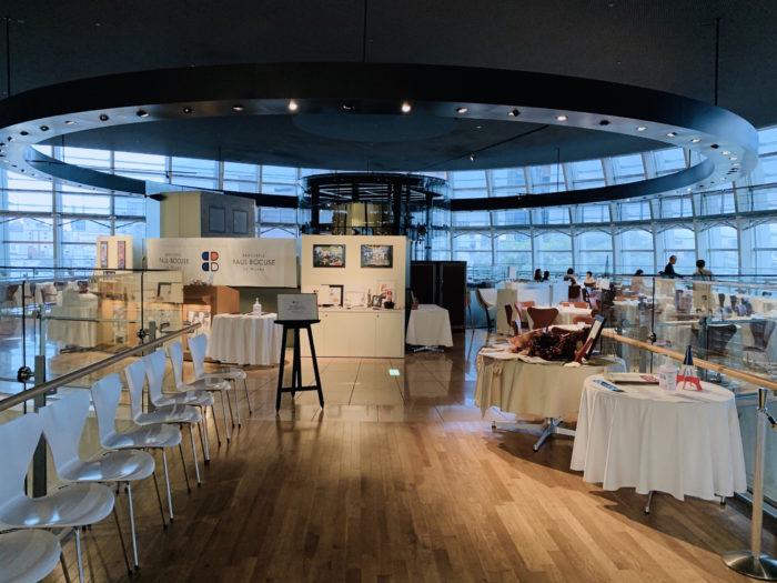 六本木 國立新美術館 美食