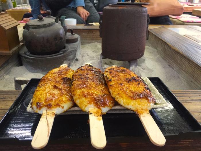 長瀞 賞楓 必吃美食