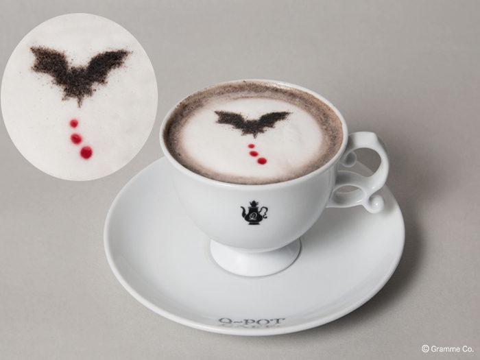 Q-pot CAFE 2019萬聖節限定餐點