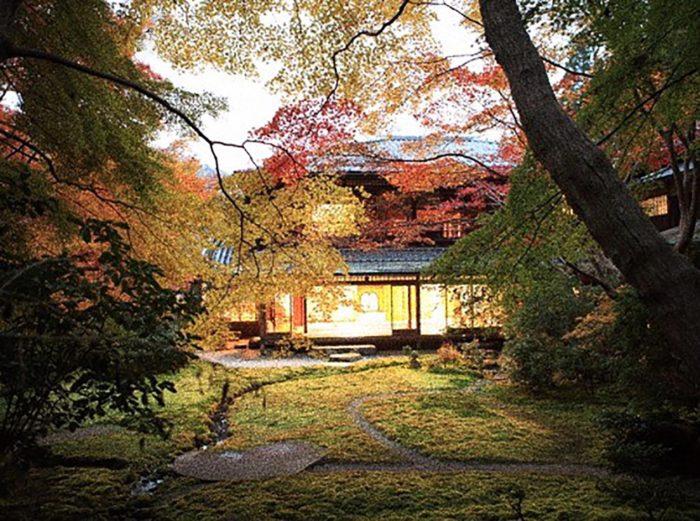 京都 楓葉 琉璃光院