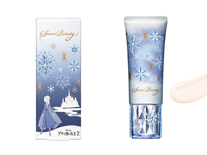 資生堂 冰雪奇緣 Snow Beauty飾底乳