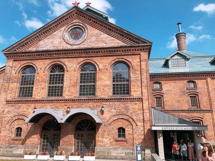 北海道自由行 札幌啤酒博物館