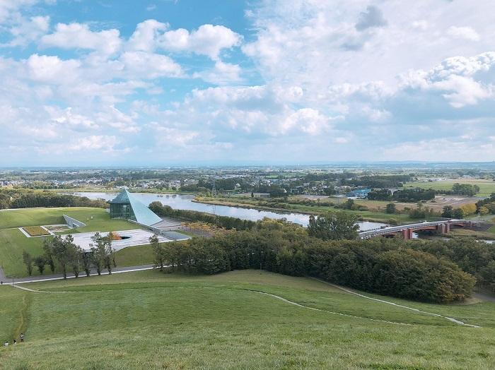北海道自由行 莫埃來沼景色