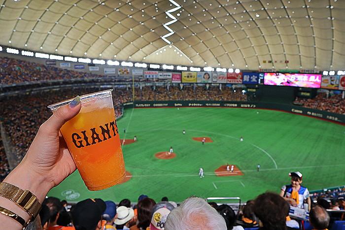東京巨蛋 巨人沙瓦