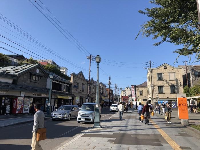 小樽商店街
