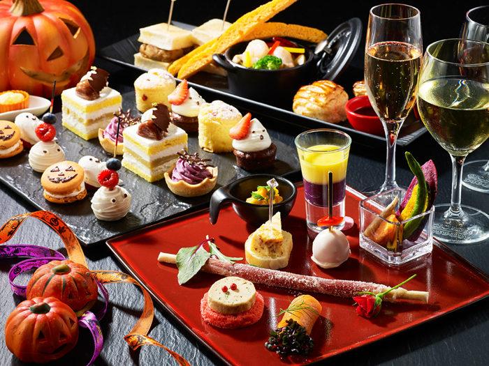 東京王子大飯店Prince hotel Tokyo 晚餐