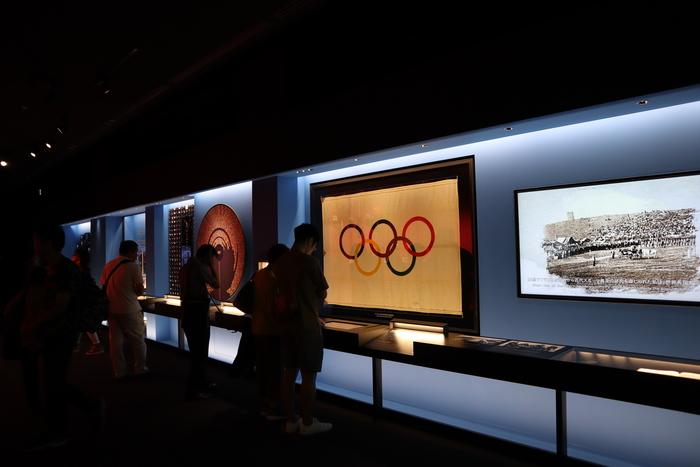日本奧林匹克博物館 歷史介紹