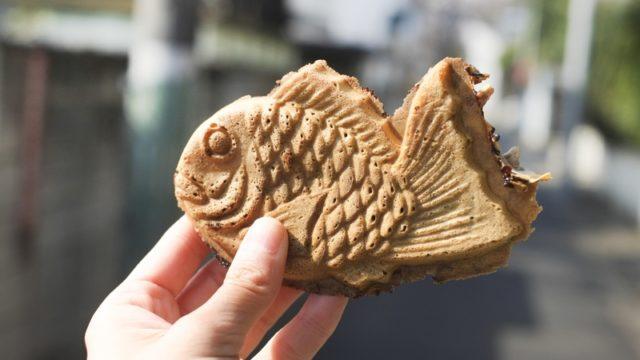 日本 鯛魚燒