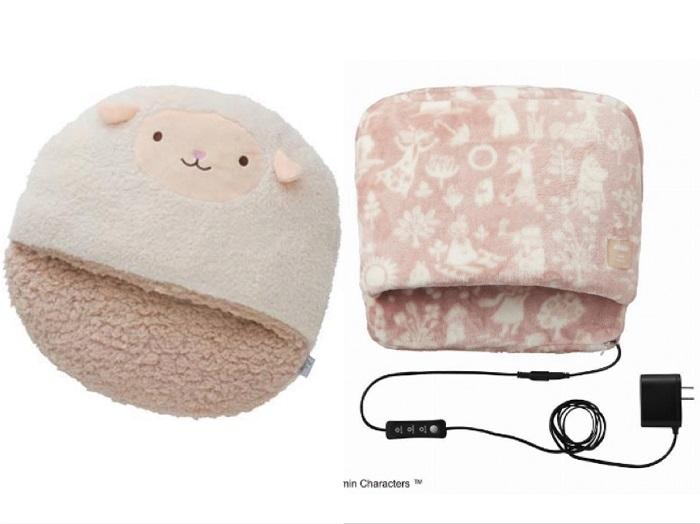 日本 保暖小物