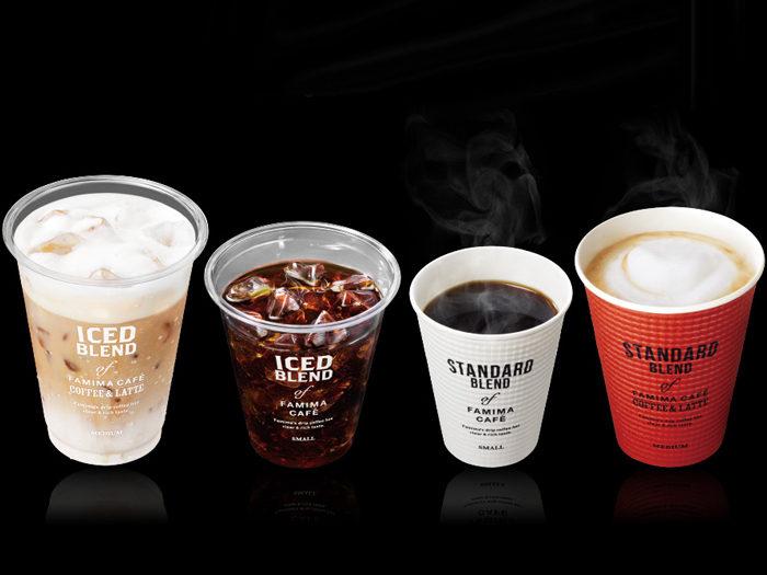 日本全家 咖啡